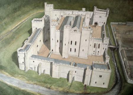 Warwick Castle Floor Plan by Richard Iii Society Richard Iii His Life