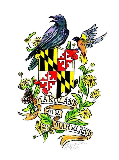 md tattoo 17 best ideas about maryland on pet