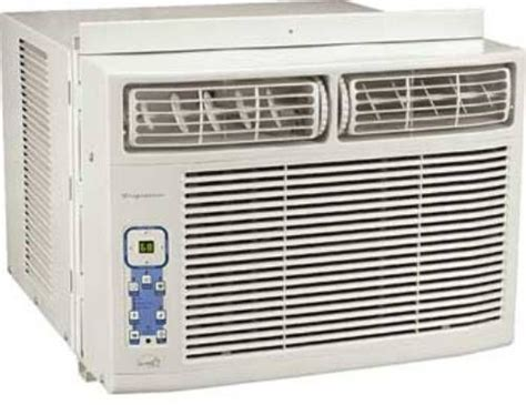 Btu For Room Size by Frigidaire Faa086p7a Ms Ii Compact Room 8000 Btu Air Conditioner Cools Room Sizes Up To 350 Sq