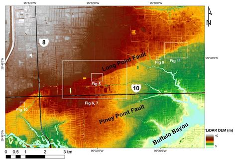 texas elevation map houston elevation map houston tx elevation map texas usa