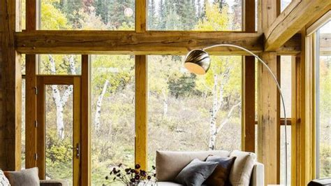 Reed College Ski Cabin by Home Crush Sustainable Colorado Cabin Sunset Magazine