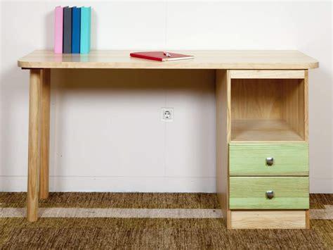 mesas de escritorio de madera mesa estudio escritorio de madera maciza a medida los