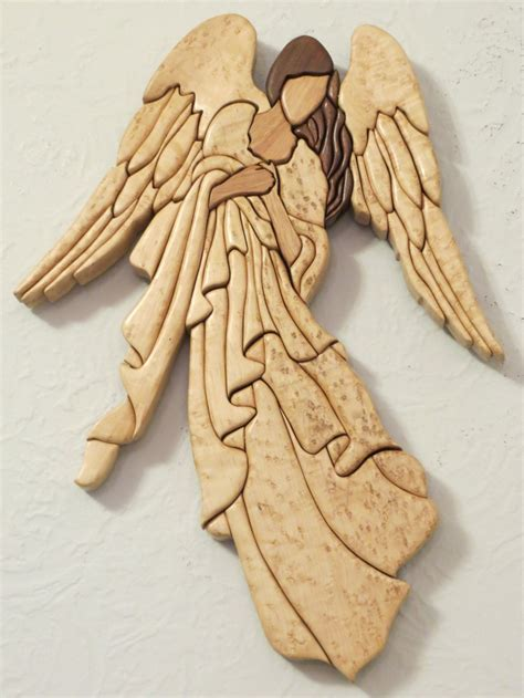 Wood Pattern For Angel | 204 best scroll saw religious inspirational angels
