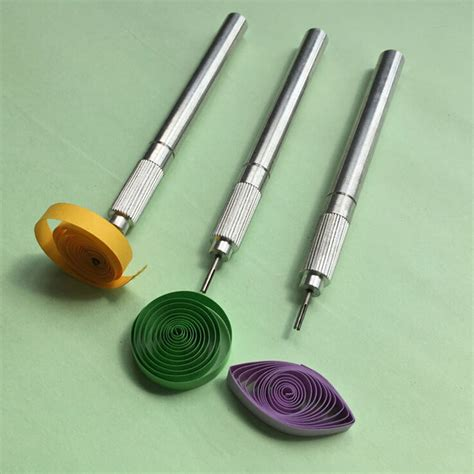 Paper Craft Tools - 1pcs paper craft tool quilling paper pen diy silver color