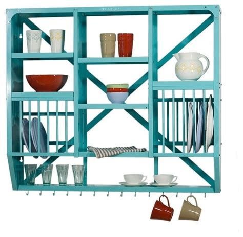 Wall Dish Drying Rack by Wall Mount Dish Rack