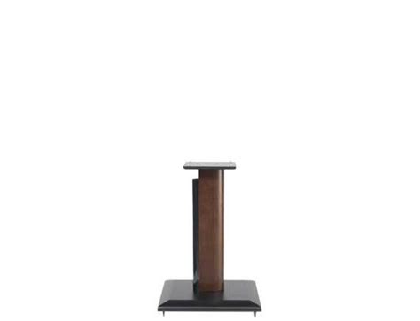 sanus 18 quot series wood pillar bookshelf speaker