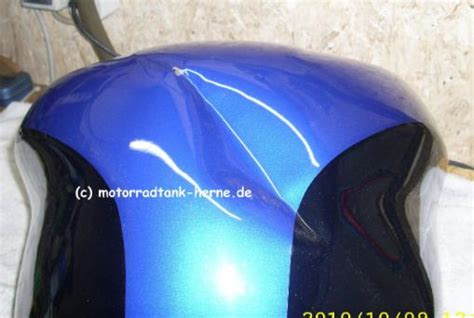 Motorradtank Ausbeulen Und Lackieren Kosten by Beule Im Tank Beule Im Tank Delle Im Motorradtank Beule