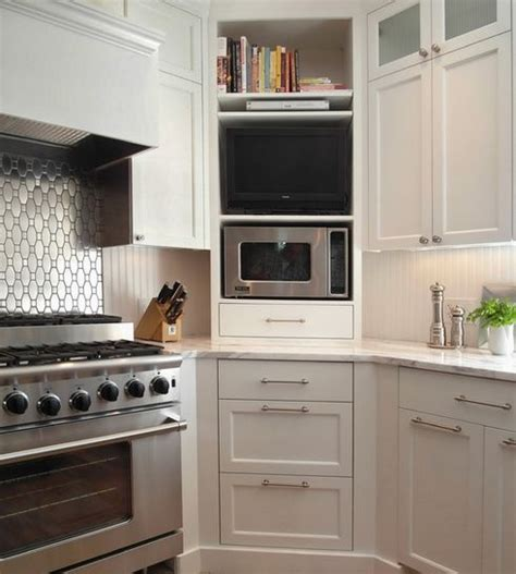 Corner Cabinet Solutions In Kitchens Corner Kitchen Cabinet Solutions Kitchens