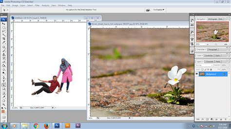 cara edit foto di photoshop laptop grahamaya advertising