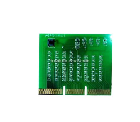 Vga Card Slot Agp agp led tester graphic card agp slot checker with led vga repair card purchasing souring