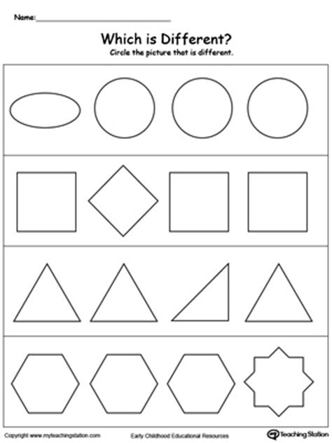 printable shapes for sorting kindergarten sorting worksheets shapes free kindergarten