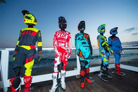 fox valley motocross fox 2016 gear intro gallery racer x