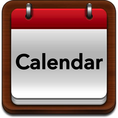 Calendar Logo Home Hockinson School District