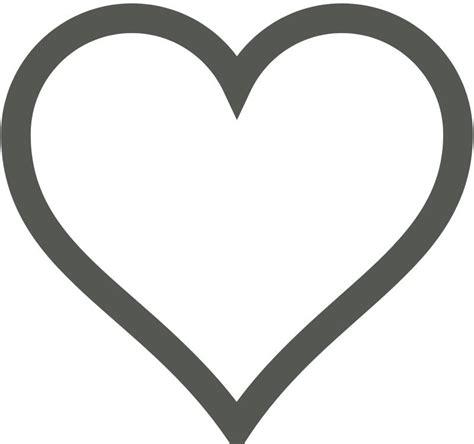 imagenes de corazones sin pintar im 225 genes de corazones para colorear