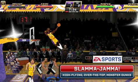 nba jam apk nba jam by ea sports android apps on play
