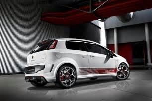 Abarth Evo New Abarth Fiat Punto Evo Autotribute