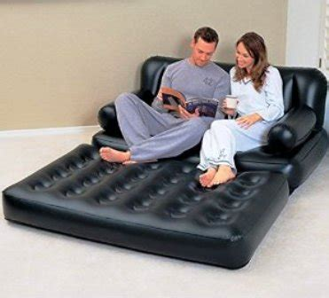 Sofa Angin Murah bingkisan natal murah bestway kasur angin 5in1 air sofa