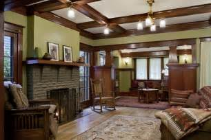 Craftsman Style Home Interiors by Laurelhurst Craftsman Bungalow December 2011
