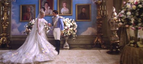 cinderella 2015 last scene wedding youtube disney store cinderella platinum wedding dress quot