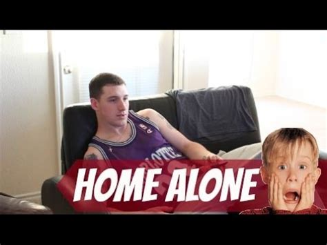 8 things to do when you re home alone