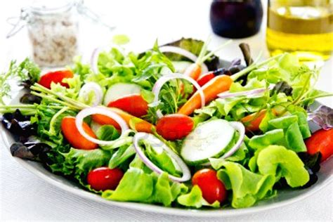 Lemari Es Untuk Sayur aneka resep salad untuk diet anda