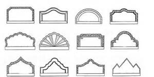 Design For Headboard Shapes Ideas Different Headboard Shapes Headboards Headboard Shapes Headboards And Shape