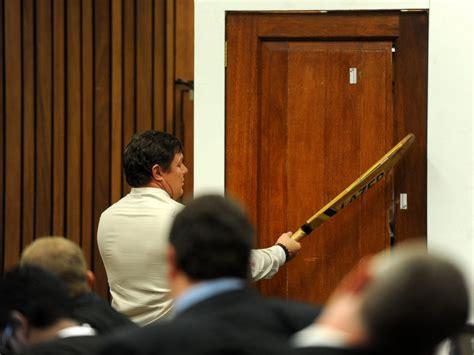 pistorius bathroom oscar pistorius defense says police mishandled key piece