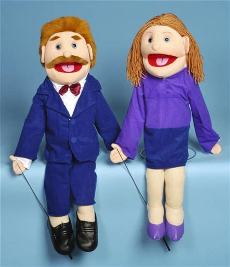 Jeffy Puppet by Christian Puppets Ministry Puppets