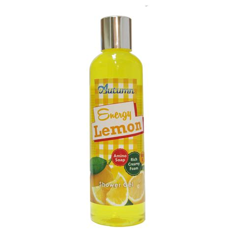 Harga Promo Foam Maker Alat Pembuat Busa Sabun autumn shower gel energy lemon 250ml gogobli