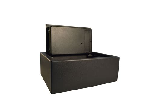 Stack On Drawers by Stack On Pistol Drawer Safe Biometric Lock Black