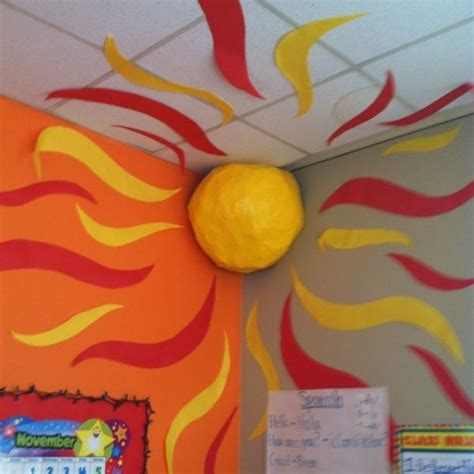 Summer Decoration | summer classroom decorating ideas piccry com picture