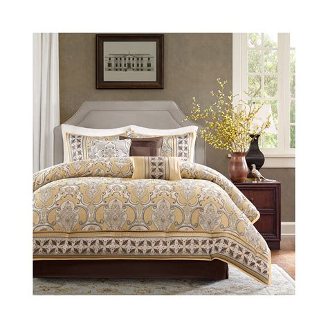 croscill classics catalina brown comforter set buy croscill classics catalina red 4 pc chenille