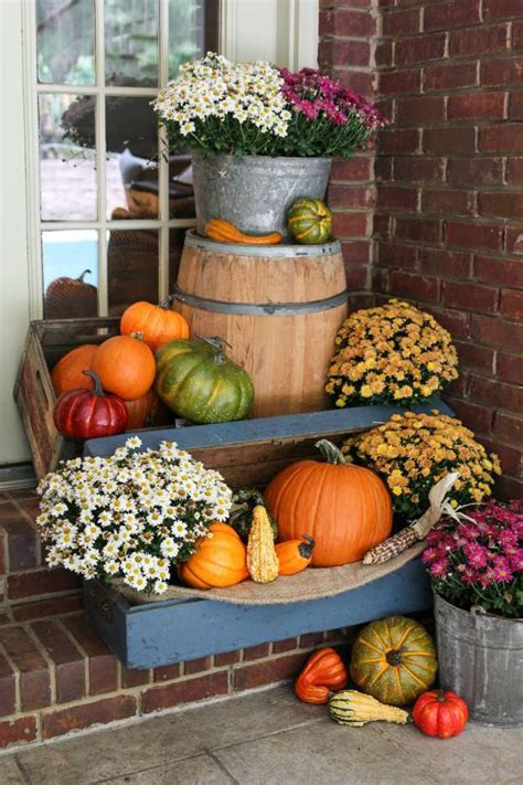 Fall Diy Decor by Diy Fall Decorating Ideas