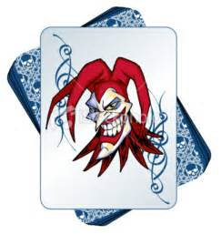 joker deck of cards istockphoto joker in a deck of cards images at