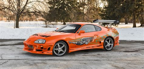 toyota fast car 1993 toyota supra official fast furious car