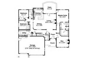 Craftsman Plans by Craftsman House Plans Whitingham 30 501 Associated Designs
