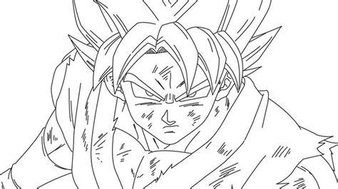imagenes de goku dios para colorear im 225 genes de goku dios azul para colorear y dibujar goku