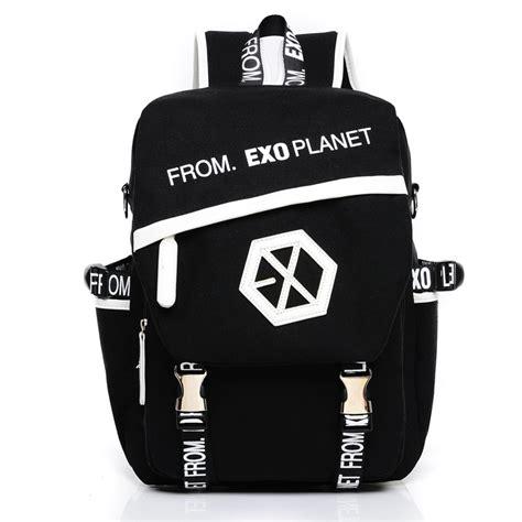 Tas Kanvas Kpop Exo buy wholesale exo bag from china exo bag