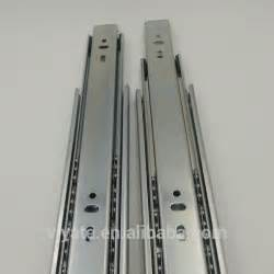 heavy duty bearing drawer slide with locking file