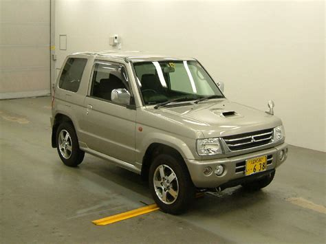 mitsubishi mini 2006 mitsubishi pajero zr s automatic related infomation