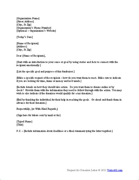 charity cancellation letter donation request letter how to write a donation request