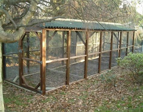 Large Chicken Run 6x9 Basic Size Options Gardens Backyard Runs