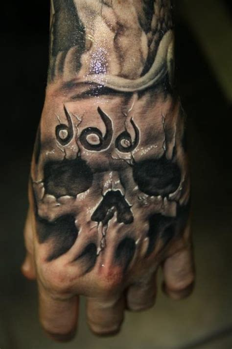 awesome skull tattoos 35 awesome skull designs