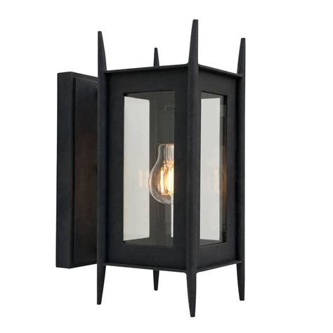 wrought iron exterior lights modern wrought iron exterior wall sconce outdoor lighting