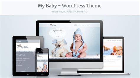 wordpress themes free baby 20 best baby and kids wordpress themes for personal or