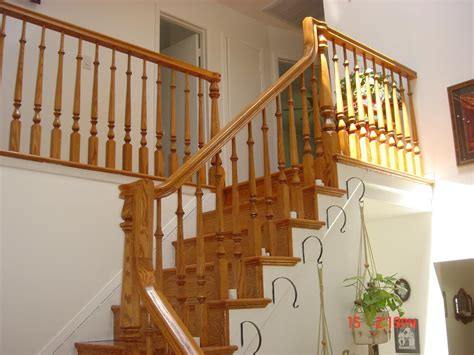 Stair Banister Kits Stairs Glamorous Wooden Stair Railing Stair Railing Parts