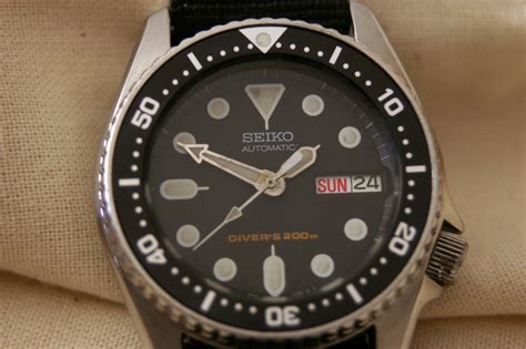 Seiko Divers 7s26 seiko diver 7s26 0030 skx013 watchmod