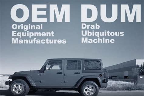 Jeep Disease Explaining The Symptoms Of Stock Jeep