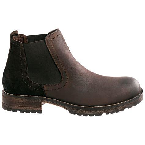 madden chelsea boot steve madden stills chelsea boots for 8737j save 61