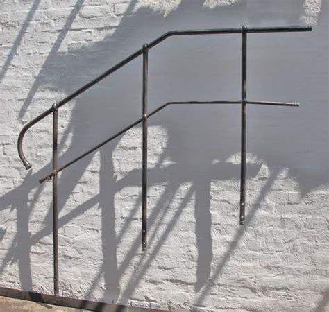 treppengeländer handlauf geschmiedetes treppengel 228 nder aus stahl